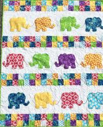 Elephant Quilt Panel Baby Safari Elephant Fabric Panel Elephant ... & elephant quilt panel elephants on parade baby quilt from elephant baby quilt  panel . elephant quilt panel ... Adamdwight.com