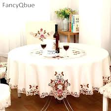 target table cloth target 120 round tablecloth