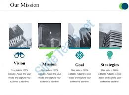 Our Mission Ppt Sample Presentations Template 1 Powerpoint