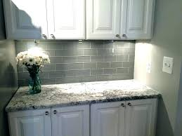 gray glass subway tile white subway tile with white grout grey subway tile grey glass subway