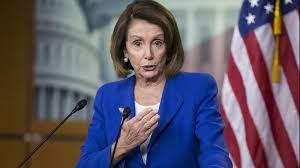 Nancy Pelosi in brief: 'We zullen ...