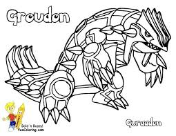 Pokemoncoloring Pages Coloring Pages Legendary Color Printable