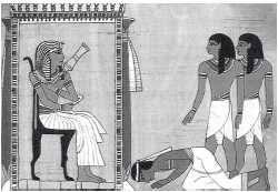 Картинки по запросу картина-  раб перед фараоном: