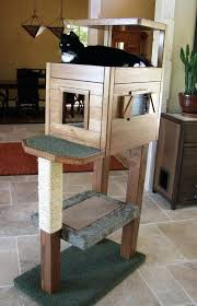 build your own cat tree it yourself cat tower cat do it yourself home projects from build your own cat tree