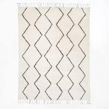 west elm souk wool rug