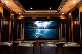 Home Theater Design Dallas Unique Inspiration