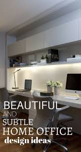 minimal office. Bored Of Your Home Office???Try Decorating Office With These Ideas Minimal