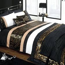 black silk king size duvet cover black and silver super king duvet cover black super king