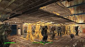 Power Armor Display Stand Fallout 100 Extreme 100 Power Armor Suits Album On Imgur 17