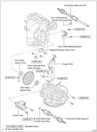 Toyota Highlander Service Manual: Components - Partial engine ASSY ...