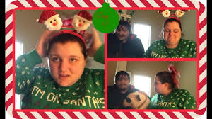 VLOGMAS DAY 17! | THE CHRISTMAS TAG! | Ashlee Sims ft. Travis - YouTube