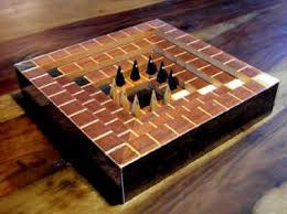 Wooden Sequence Board Game Games Unknown 67