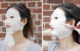 korean sheet masks korean sheet masks are the lazy broke girls facial