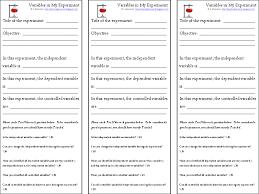 Independent And Dependent Variables Worksheet Worksheets