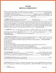 South Carolina Residential Rental Agreement Form 410 Fresh Rpa Ca ...