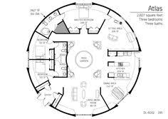 dome house plans. Perfect Plans Floor Plan DL6002  Monolithic Dome Institute And House Plans N