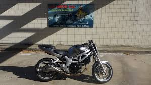 1999 suzuki sv650 sv 650 for parts in tampa florida used moto part