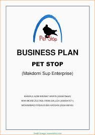 Business plan gov
