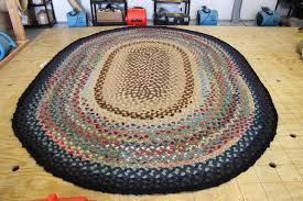 this rug is ready to be delivered back home where the owners will continue to enjoy this rug for many more years something grandma will be very proud of
