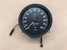 jaguar xk140 jaguar xk120 xk140 smiths speedometer speedo gauge sn 6354 19 1216 mk fits