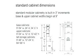 Mobile Home Sizes Chart Cabinet Sizes Worklawyer Info