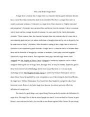 tragic flaw study resources 4 pages the tragic hero essay
