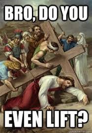 Jesus Meme on Pinterest   Christian Memes, Jesus Humor and Funny ... via Relatably.com