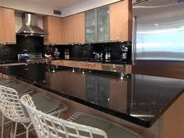 black marble kitchen countertops black marble kitchen