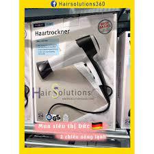Máy sấy tóc 2 chiều tạo kiểu cao cấp Đức - Hairsolutions360 - Máy sấy tóc