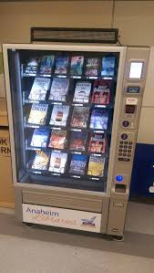 Library Vending Machine Stunning A Local Library Has A Book Vending Machine At The Train Station