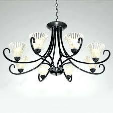 black wrought iron lighting modern chandelier engineering