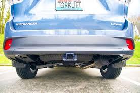 torklift central torklift central 2014 2016 toyota highlander Toyota Highlander Oem Trailer Hitch Wiring 2014 2015 toyota highlander ecohitch® 2015 Toyota Highlander OEM Hitch