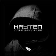 Music Cover Design Kryten In The Shadows Ep Music Release Cover Art N2o