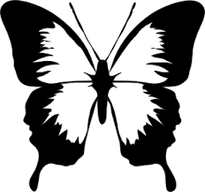 Clip Are Butterfly Clip Art At Clker Com Vector Clip Art Online Royalty