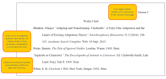 Formatting Your Paper Mla Style Guide For Citations 7th Edition