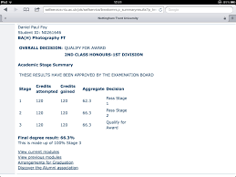First Class Honours My Degree Results In Second Class First Division Danfoy Dot Com