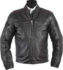helstons ace rag leather jacket jackets men black black get s on designer