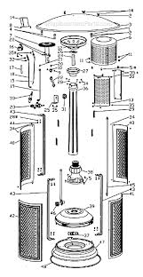 parts for belleze patio heaters page 1