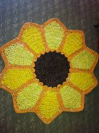 sunflower rugs costco floor mats tuscany wood memory foam kitchen area rug runner slice carpet sets chef mat sink at kohl s kohls cabin lodge style dining