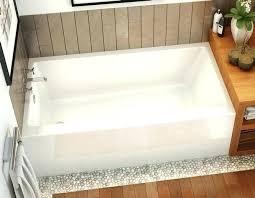 deep alcove tub deep soaking tub alcove bathtub with a for installation bathtubs deep soaking alcove