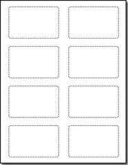 Printable Blank Cards Printable Tabletop Board Game Hobby Playing Cards