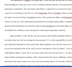 ra ana essay in english