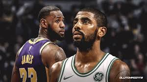 Lakers news: LeBron James says relationship with Kyrie Irving is 'in a good  place'