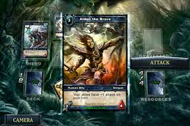 shadow era trading card game magic