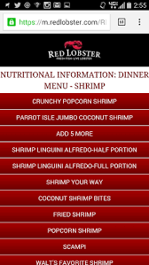 Eating Low Carb At Red Lobster Travelinglowcarb Com