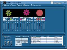 Usb To Dmx Interface With Lighting Software Velleman Usb Controlled Dmx Interface