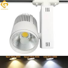 track lighting rail. 2018 Track Lighting Rail Spot Dimmable Wire Techo 30w Lamp Led Systems Showroom Shoes Kitchen Lights From Szgoldenocean, $30.3 | Dhgate.