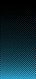 Blue Gradient Grid - Wallpapers Central