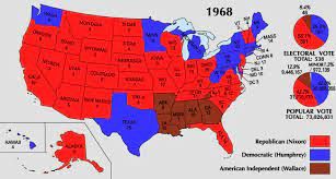 1968 United States presidential election - Wikipedia