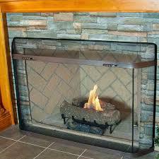 pilgrim burnished bronze spark guard 50 x 33 burnished bronze fireplace screen